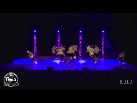 B.U.F.U @ FINALS 2015  1st Place Pro´s (OFFICIAL) By Amvideo