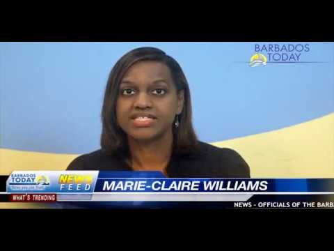 BARBADOS TODAY AFTERNOON UPDATE - October 17, 2017
