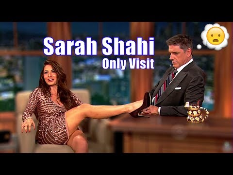 Sarah Shahi  Is Boozed Up  22 Visits In Chronological Order