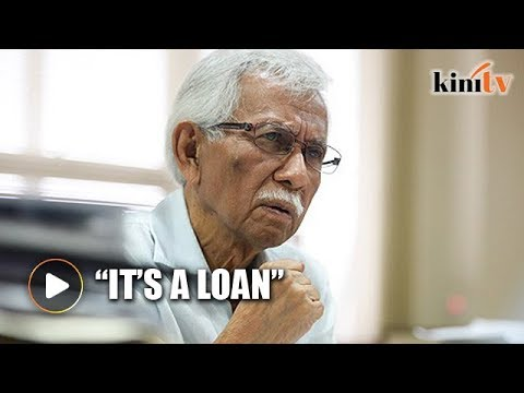 Daim: Are China-backed projects investments or loans?