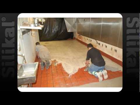 KFC - Overnight Over Tile Floor Coating | Silikal