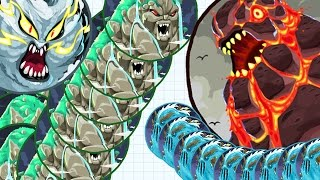 Agar.io NEW Titan Fury Skin Solo Domination Epic Agario Gameplay!
