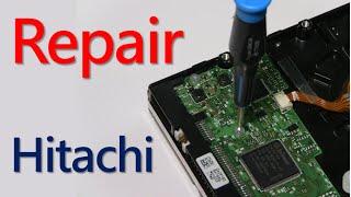 Hitachi Deskstar HDS722512VLAT80  repair and data recovery