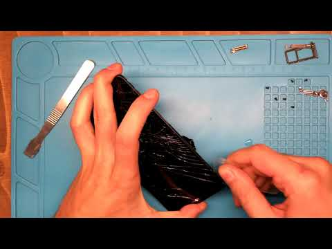 Замена Экрана Huawei P Smart FIG-LX1 / Display Replacement