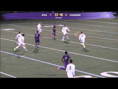 Cushing Academy - Varsity Boy Soccer vs. Kimball Union Academy