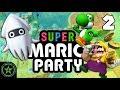 Megafruit Paradise - Super Mario Party (PART 2) | Let's Play