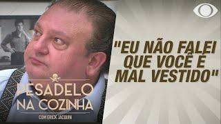 DONO DE RESTAURANTE CHAMA JACQUIN DE