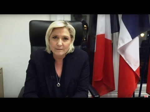 Marine Le Pen alerte les Français sur la privatisation de la police