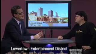 St. Paul Forum - Lowertown Entertainment District - Pt. 3