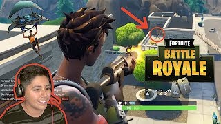 WELL THAT WAS A DUMB IDEA! GET HIM 🎮🤣 | HENRY PLAYS FORTNITE | BATTLE ROYALE