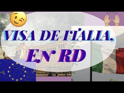Cómo solicitar visa Schengen en RD.🇩🇴