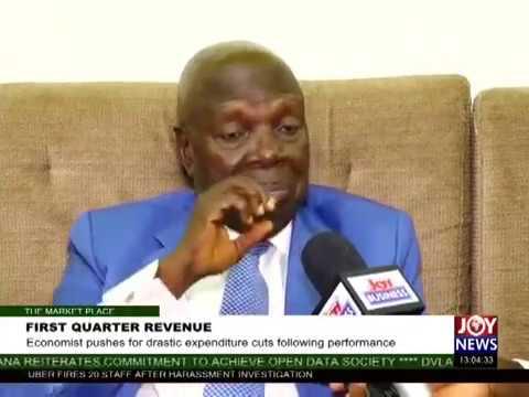 First Quarter Revenue - The Market Place on JoyNews (7-6-17)