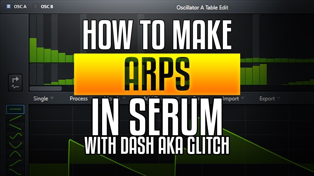 How to make ARPS in Serum