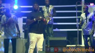 Remi aluko performs as felabration 2017 concert opens -watch his performance