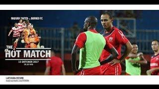 Download Video Maduraunitedday    Lorengkan Stadion SGRP    Madura United vs Borneo FC, The Hot MATCH MP3 3GP MP4