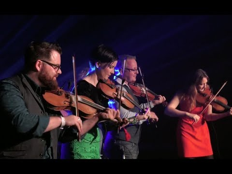 Blazin' Fiddles live