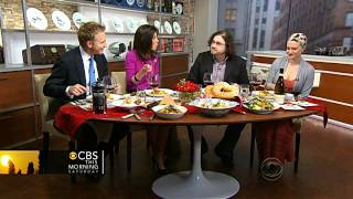 THE Dish with Chef Jesse Schenker and wife, Lindsay