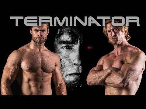 Arnold Schwarzenegger TERMINATOR Workout