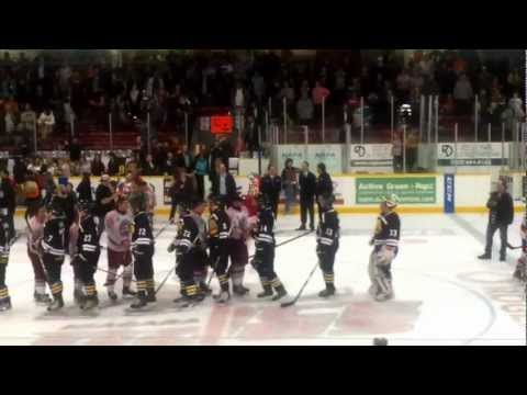 St. Catharines Falcons win Sutherland Cup (May 4, 2012)