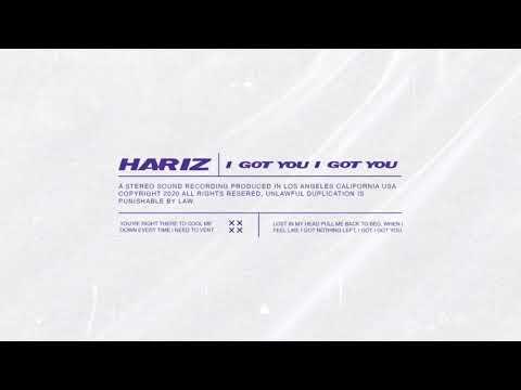 HARIZ - I Got You (Official Audio)