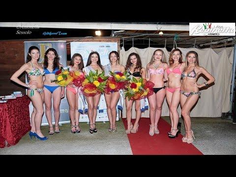 Miss Reginetta d'Italia Veneto-Terza Selezione Sifalta in Bikini e Premiazioni