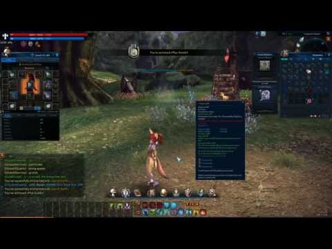 Tera Online - 'Bastion of Lok' Dungeon lvl 20
