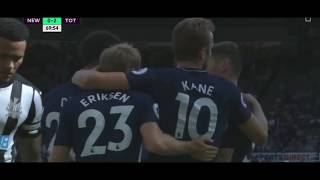 أهداف مباراة توتنهام ونيوكاسل 2 - 0 |شاشة كاملة| الدوري الأنجليزي  بتاريخ 13 / 8 /2017