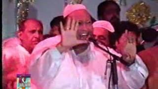 Ustad Nusrat Fateh Ali Khan(Dukh Raj Raj)Thanks Shalimar At Data Darbar