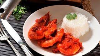 Camarones A La Diabla - Devil Shrimp