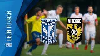 Zapis transmisji: Lech Poznań - Vitesse Arnhem 2:0