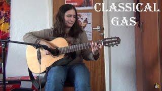 Classical gas - Mason Williams (guitar cover)