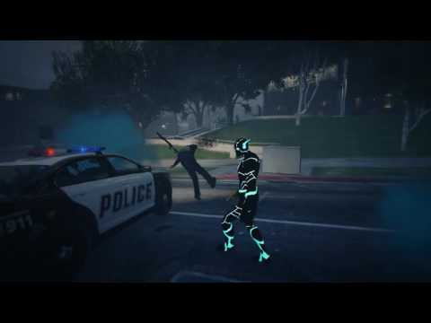 GTA V flash (super speed, time manipulation, teleportation)