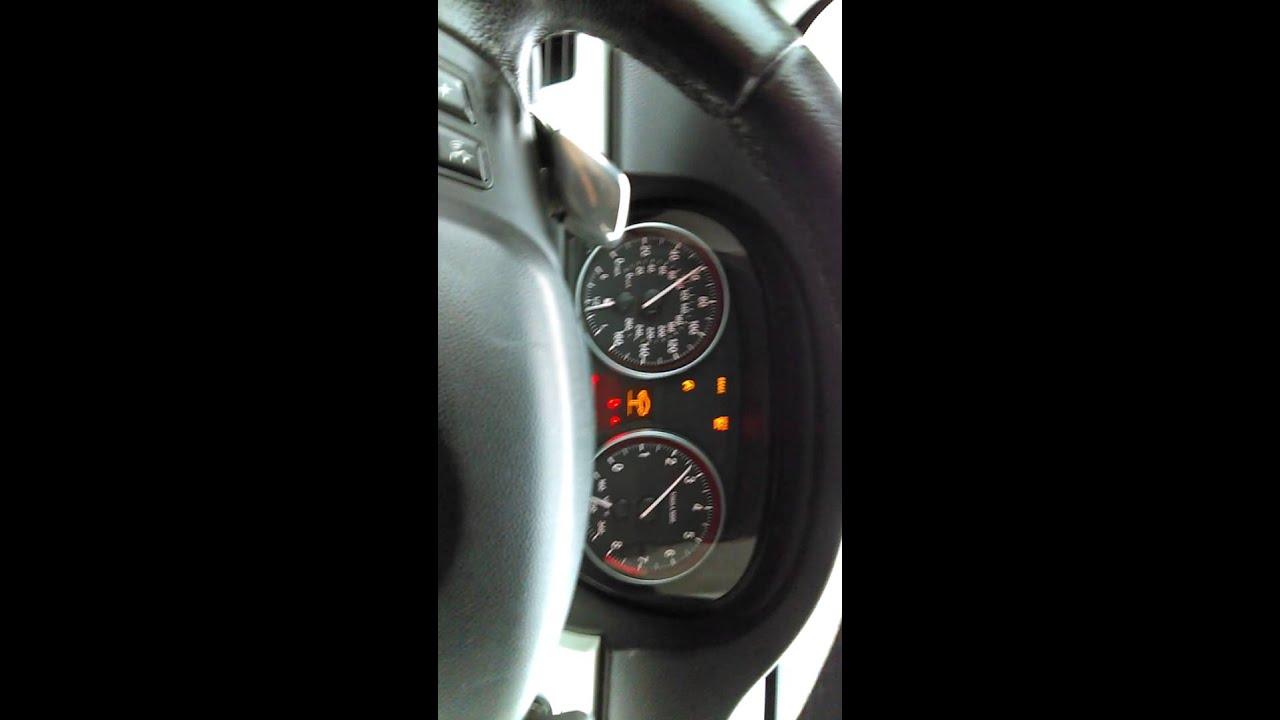 BMW 335I limp mode due to crankshaft sensor
