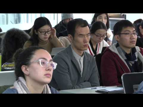 Global Business Journalism at Tsinghua University.