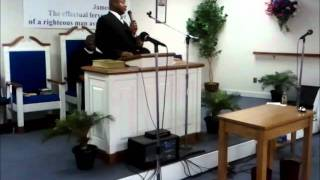 PASTOR C.I. SOLOMON HAVING CHURCH IN MOBILE ALABAMA