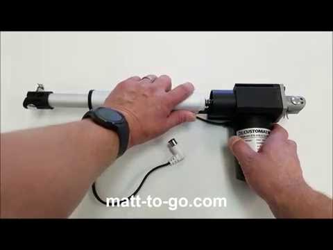 Okimat 2 motor for Adjustable bed motor replacement