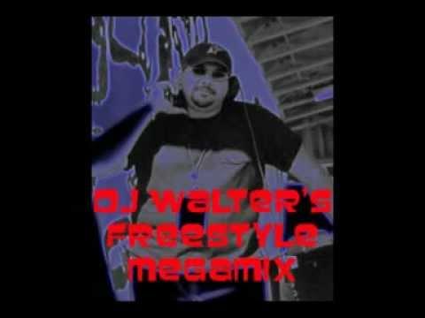 DJ Walter's Freestyle Megamix