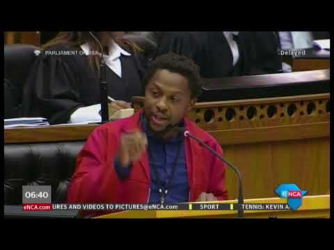 EFF has slammed the government's Youth Employment Service initiative.