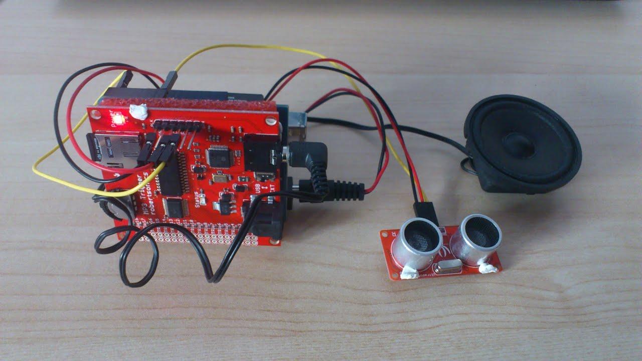 Proyectos con arduino infinite bin trash can youtube
