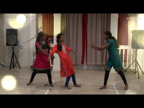 Kiruba Kiruba - Easter Special Dance - Houston Tamil Church
