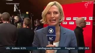 Landtagswahl 2018 in Hessen LIVE