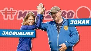 Gambar cover #Mijn2020 | Jacqueline (27) en Johan (58) gaan roeien. Om aan te komen en af te vallen.