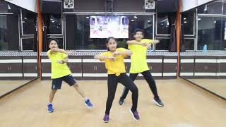 Koka Song | Kids Dance | Easy Steps | Step2Step Dance Studio Choreography | Sonakshi Sinha, Badshah