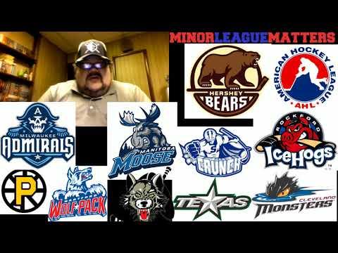 Logo Showdown: American Hockey League