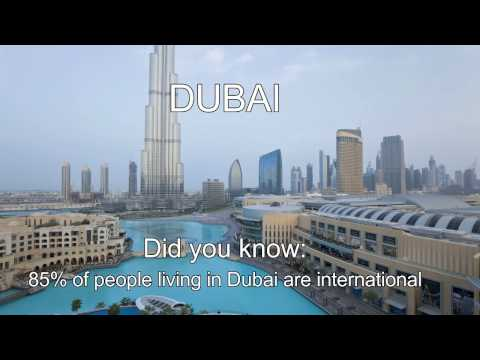 Travel to Dubai in 2017