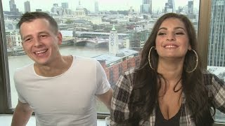 Monica Michael: Felt sorry for Olly Murs but knew she was going