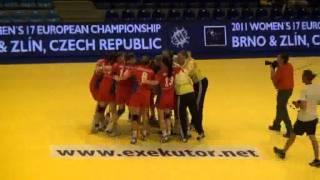 Гандбол. Чемпионат Европы 2011 среди юниорок 4