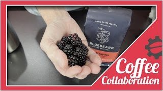 Blackberry Iced Coffee (A.K.A. Deliciousness)   Coffee Collaboration