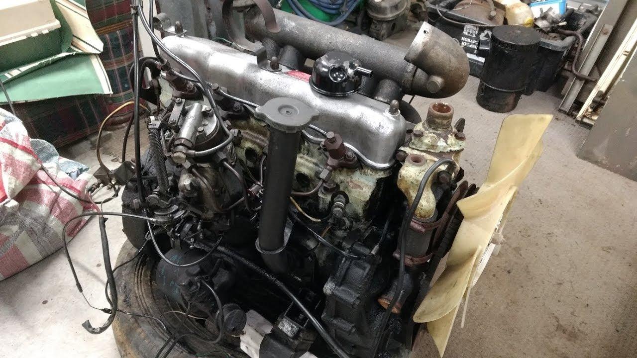 Land Rover Series 2a 88 - 2 25 Diesel Engine Pickup