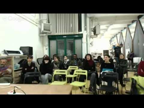 Presentation: Soft Digital Fabrication con Varvara Guljajeva di Knitic